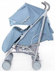 Коляска прогулочная BABYCARE Pride BC-1412 Grey
