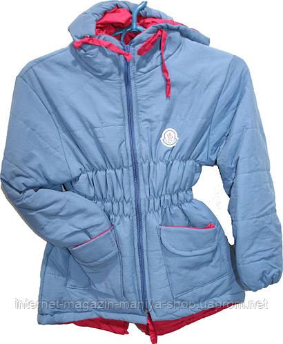 Детская куртка утепленная