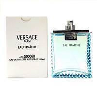 Мужская туалетная вода Versace Man Eau Fraiche (Версаче Мен Еу Фреш), тестер