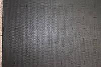 """Набоечный эластичный полиуретан для обуви """"TOPY"""" 350*350*6,6 мм. Цвет - черный."""