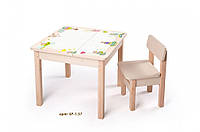Стол-парта для рисования (SP-1.37), фото 1