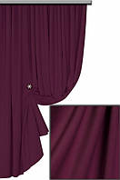 Ткань для пошива портьер Мультивельвет, фиолетовый