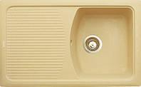 Кухонные раковины из искусственного камня GRANITIKA Cube Long CL785020, беж