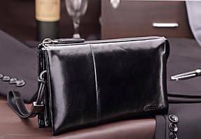 Клатч Teemzone S3360 Black