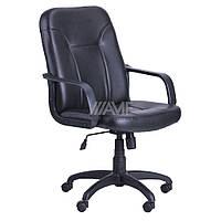 Кресло Смарт Пластик Скаден черный, фото 1