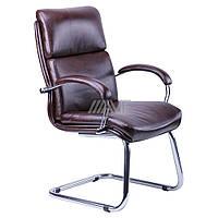 Кресло Техас CF хром Мадрас дк браун, фото 1