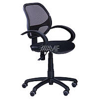 Кресло Байт/АМФ-5 Сетка черная, фото 1