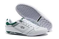 Кеды мужские Lacoste Basket White/Green