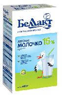 """""""Детское молочко"""" с витаминами и инулином М.Д.Ж. 15%"""