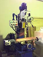 Zenitech BFM 45 HS фрезерный станок по металлу Hi Speed Фрезерний верстат резьбонарезной