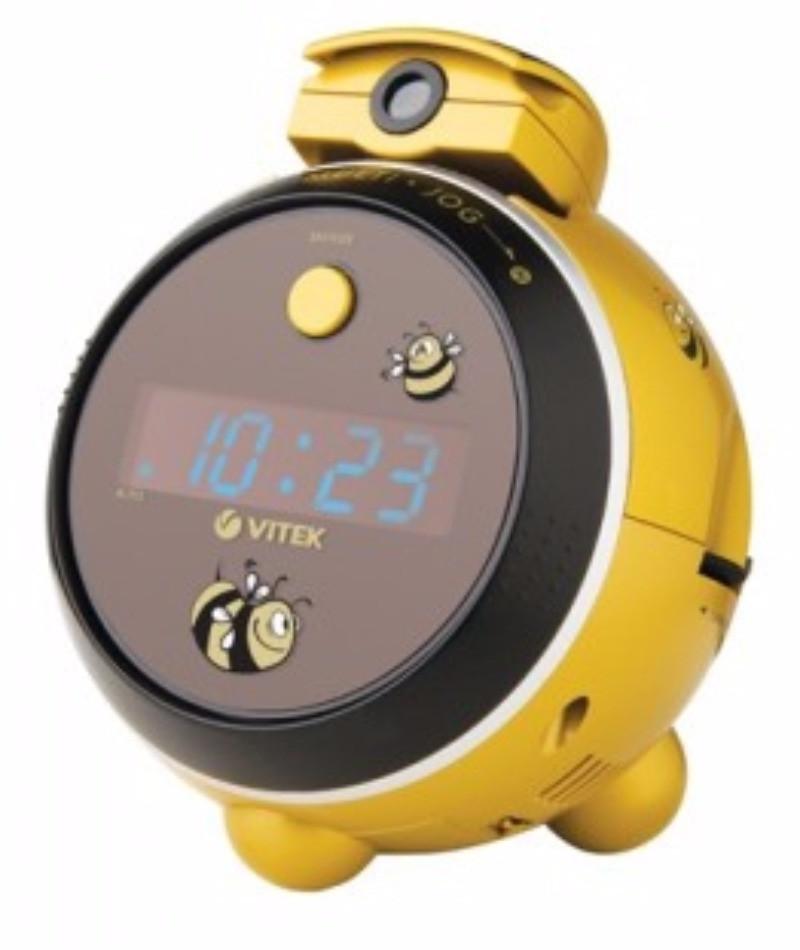 Радио часы Vitek VT-3510