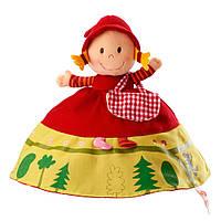 "Lilliputiens - Двусторонняя игрушка-сказка ""Красная шапочка"""