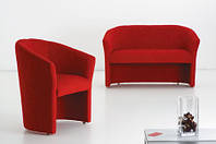"""Мягкая мебель для кафе и ресторана (Фабрика """"Стайл Групп"""")."""