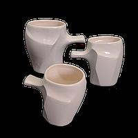 Чашка (филижанка) глиняная Органик OF0121 Покутская керамика