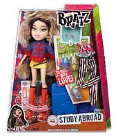 Кукла Bratz Джейд, серия Учеба за рубежом - Россия