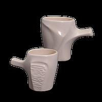 Чашка (филижанка) глиняная Органик OF0220 Покутская керамика