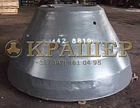 Sandvik 6800(CH660)  Футеровка конуса (Броня) 442.8819-002