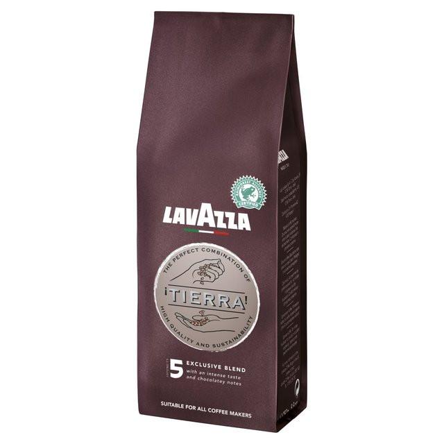 Кофе молотый Lavazza Tierra №5, 250 г
