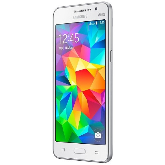 Смартфон Samsung G531H Galaxy Grand Prime VE (White)