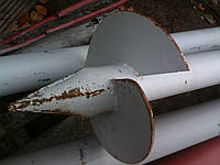 Сваи винтовые диаметром 89 мм
