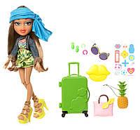 Кукла Bratz Жасмин, серия Учеба за рубежом - Бразилия
