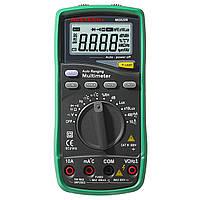 MS8209 Mastech Мультиметр цифровой. Встроенный датчик влажности,освещенности и уровня шума. DC\AC 600B Киев