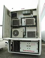 Установка, обслуживание и ремонт специальных дизельных генераторов Fischer Panda, ONAN