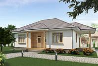 Каркасний будинок Проект 2 (114 м2)