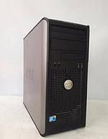 Компьютер Dell OptiPlex 760 (Tower), Core2Duo 3.0GHz, RAM 4ГБ, HDD 160ГБ, фото 1