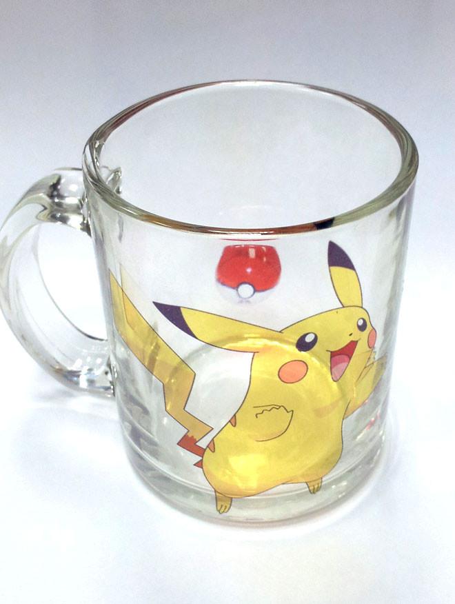 Чашка Аниме покемоны Пикачу/pokemon go