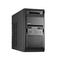 Корпус Chieftec Libra LT-01B-OP Black, без БП, Micro ATX, 2 x 3.5 mm, USB2.0 x 2, USB3.0 x 1, 5.25' x 2, 3.5' x 3, 0.6 mm, 4.5 kg