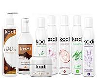 Крема/Лосьоны/Пилинги для рук и ног Kodi Professional