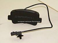 Тормозные колодки задние (диск) на Рено Мастер III 2010-> LPR (Италия) 05P1578