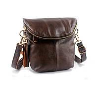 Маленькая кожаная женская сумочка через плечо Marrant, фото 1
