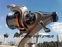 Катушка с байтранером Shark yu 6500 9+1 bb, фото 1