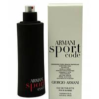 Armani Code Sport Tester