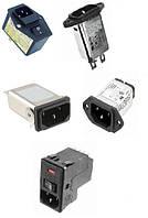 Фильтр питания или электромагнитных помех (EMI) (EMI Filters) 6 А / 3 А