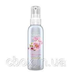 "Освежающий лосьон-спрей для тела "" Цветущая сакура"" Avon Naturals, Эйвон, Ейвон, 47829, 100мл"