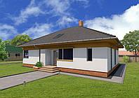 Каркасний будинок Проект 12 (158 М²)