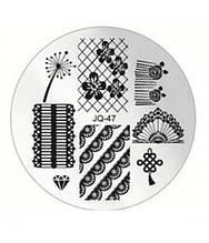 Пластины и диски для стемпинга