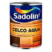 Sadolin CELCO AQUA Колеруемый лак для стен (матовый) 1 л
