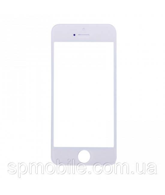 Стекло дисплея Apple iPhone 5/5c/5s White