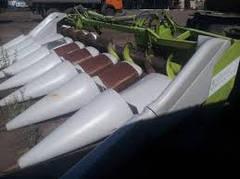 Запчасти для кукурузных жаток Claas