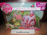Дом бабули Смит My Little Pony Friendship is Magic Collection Sweet Apple Acres Barn Pack