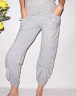 Женские брюки-капри  трансформеры.Штаны с оригинальным дизайном,отличное Турецкое качество.