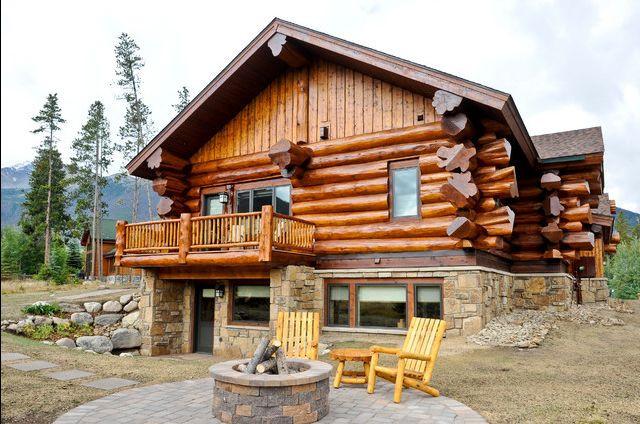 Строительство домов из дикого сруба, ручная рубка., фото 1