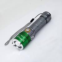 Светодиодный фонарь B-80 5000W + ультрафиолет , фото 1