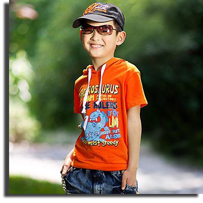 Детские футболки на мальчиков в каталоге Чики-Чимп