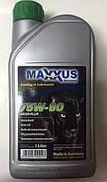 Трансмиссионное масло Maxxus 75w90 Gear-Plus 1л, фото 1