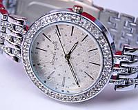 Женские часы MICHAE-L KOR-S Diamond Silver, фото 1